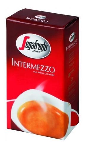 Imagen 1 de 4 de Cuotas - Cafe Molido 250gr Intermezzo Segafredo