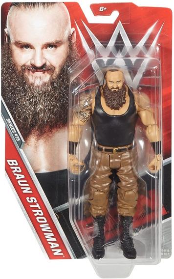 Wwe Wrestling Series 75 Braun Strowman Action Figure
