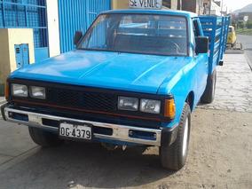 Camioneta Datsun