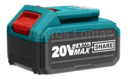 Batería De Litio Total Múltiples Herramientas 20 V 4.0 Amp   ACEROS LOMAS