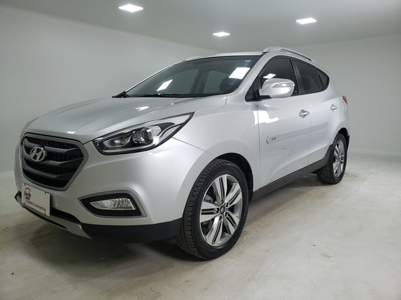 Hyundai Ix35 Gls 2.0 16v 2wd Flex Aut. - Prata - 2016