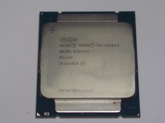 Processador Intel® Xeon® E5-1650 V3