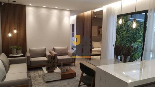 Lindo Apartamento Com 3 Dormitórios À Venda No Condomínio Alto Do Frezzarin, 88 M² Por R$ 546.405 - Frezzarin - Americana/sp - Ap6574