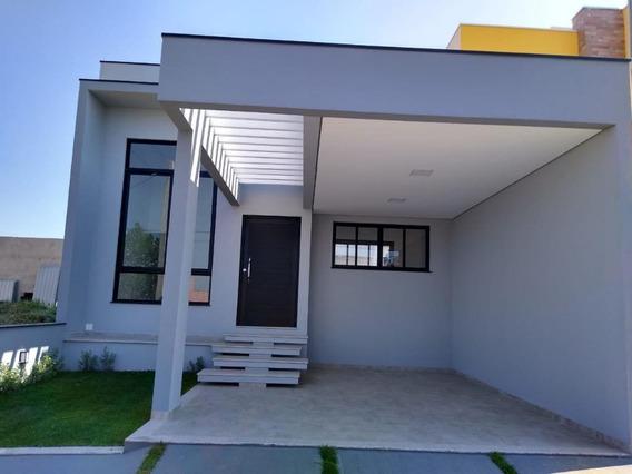 Casa Com 3 Dormitórios À Venda, 104 M² Por R$ 425.000 - Jardins Do Império - Indaiatuba/sp - Ca7263