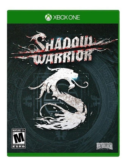Shadow Warrior Xbox One Mídia Física Novo Lacrado