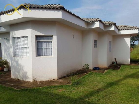 Chácara Com 3 Dormitórios À Venda, 900 M² - Balneario Tropical - Paulínia/sp - Ch0060