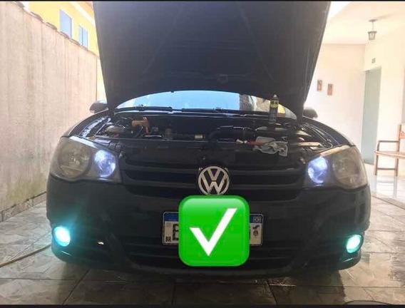 Volkswagen Golf 2009 1.6 Vht Sportline Total Flex 5p