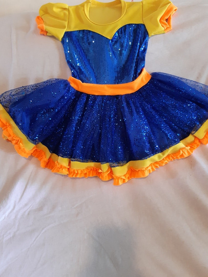 Vestido Para Niña De Bely Y Beto En Mercado Libre México