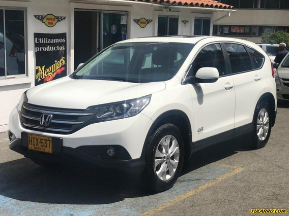 Honda Cr-v Exl At 2400 4x4 La Mas Full