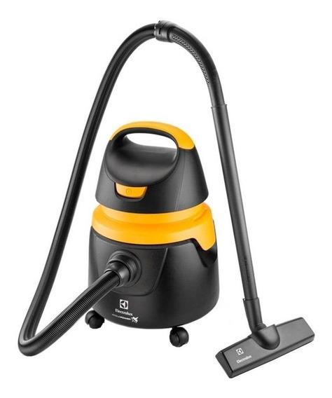 Aspirador Electrolux AQP20 10L preto e amarelo 220V