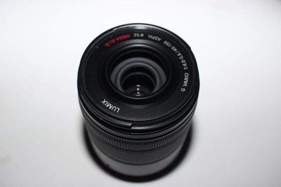 Lente Panasonic Lumix G Vario 45-150mm F/4 Mega Ois