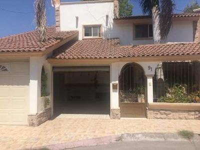 Casa Sola En Renta Quintas San Isidro