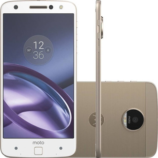 Smartphone Motorola Moto Z 32gb Mem 4gb Ram 4g Dual 5.5pol