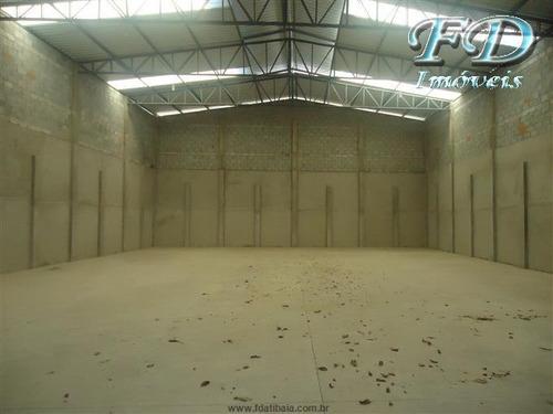 Imagem 1 de 12 de Galpões Industriais Para Alugar  Em Mairiporã/sp - Alugue O Seu Galpões Industriais Aqui! - 1325485