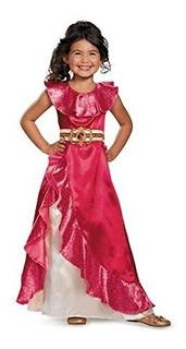Disfraz Princesa Elena Disney Vestido Halloween Niña U S A
