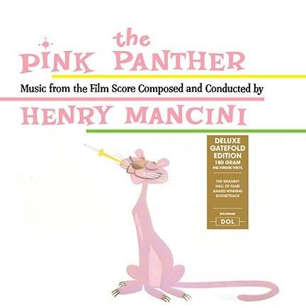 Pink Panther - Banda Original De Sonido (vinilo)