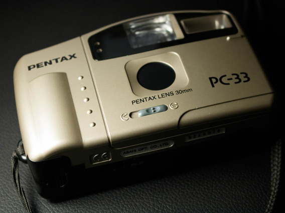 Câmera ( Revisada ) Fotográfica Analógica Pentax Pc-33