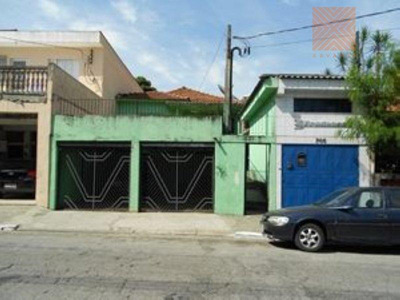 Casa Comercial À Venda, Vila Paranaguá, São Paulo. - Ca0385