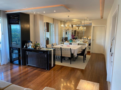 Ref: 4218 Apartamento Magnífico No Terraços Tamboré - 4218