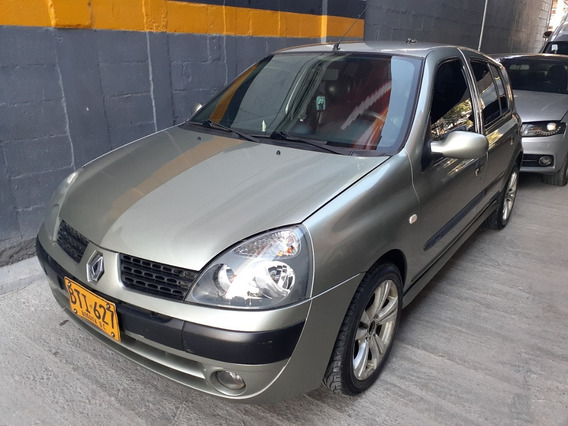 Renault Clio Ii Dynamique 2006