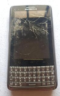 Motorola Nextel 3g Xt627 Sucata Retirar Peças Ref: R307