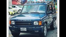 Land Rover Discovery Serie Ii 2001