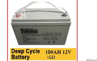 Bateria De Inversor Gelatina Nueva