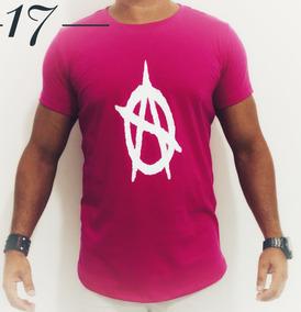 Kit 10 Camisetas Camisas Masculinas Long Line Oversized Swag