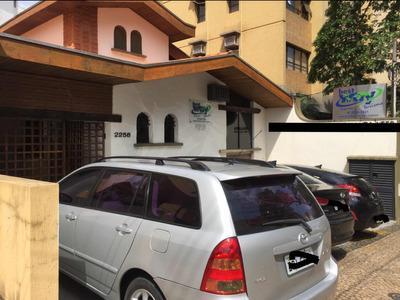 Aluguel Casa Comercial Prox. Av. Barao De Itapura - 8 Salas