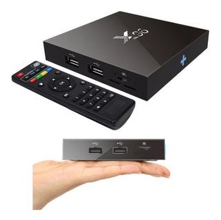 Super Tv Box X96 2gb + 16gb Smart Tv 4k Android 7 Bluetooth