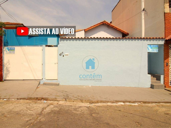 Ca0279- Casa Para Alugar, 270 M² Por R$ 3.000/mês - Jardim Das Flores - Osasco/sp - Ca0279