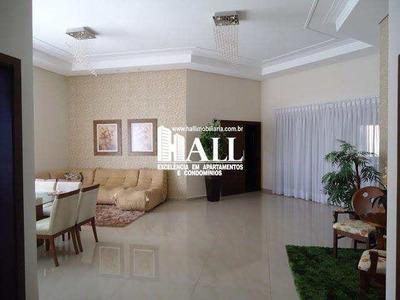 Casa De Condomínio Com 4 Dorms, Condomínio Golden Park Residence, Mirassol - R$ 1.940.000,00, 420m² - Codigo: 2274 - V2274