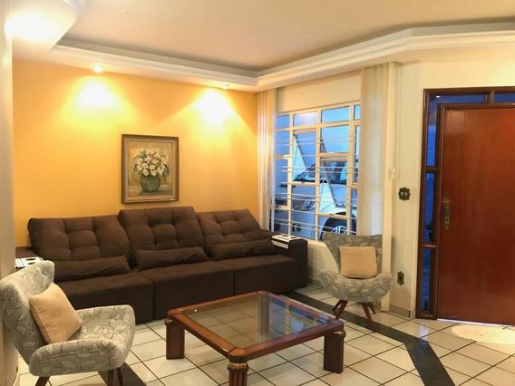 Casa Com 4 Quartos À Venda, 180 M² Por R$ 710.000 - Jardim América - Ca0268