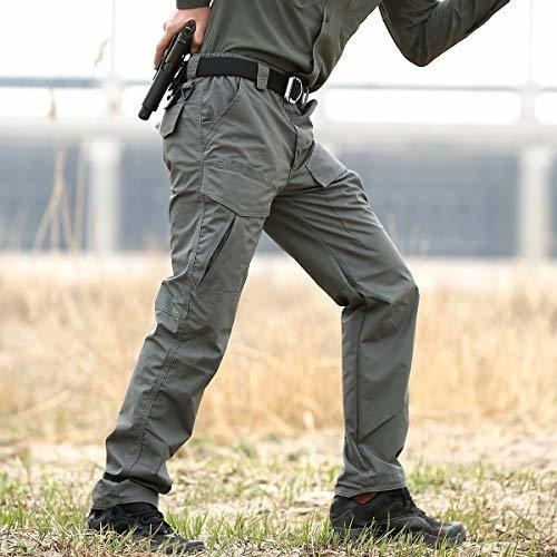 Carwornic Gear Pantalones Tacticos De Carga Para Hombres Imp Importados Sp Usa