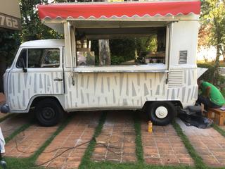 Kombi Food Truck Completa