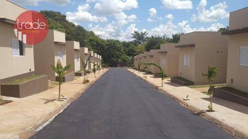 Imagem 1 de 10 de Casa Com 2 Dormitórios À Venda, 50 M² Por R$ 175.000,00 - Ipiranga - Ribeirão Preto/sp - Ca3650