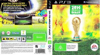 Fifa World Cup Brazil 2014 Ps3 Fisico