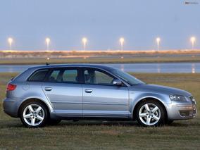 Sucata Audi A3 Sportback (pra Retirada De Peças)