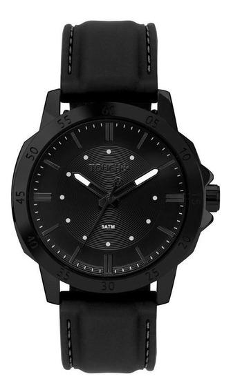 Relógio Touch Unissex Vert Preto Tw2036mkg/8p
