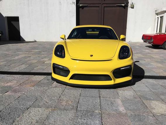 Porsche Cayman Porsche Gt4 Nuevo