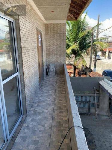 Imagem 1 de 12 de Casa Com 2 Dormitórios À Venda, 63 M² Por R$ 250.000,00 - Vila Assunção - Praia Grande/sp - Ca0317