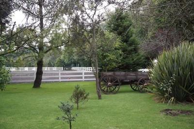 Estupendo Rancho En El Ajusco