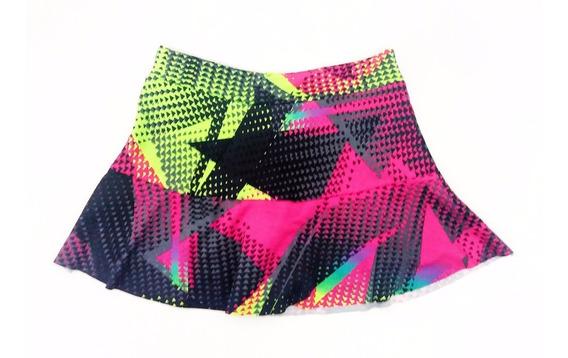 Revenda Atacado 5 Shorts Saia Suplex Fitness Academia