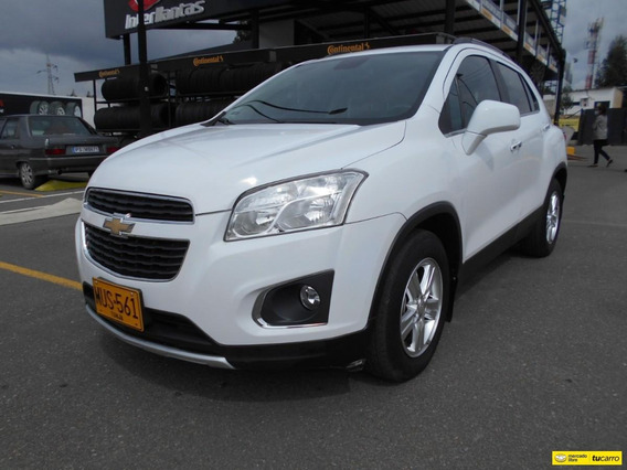 Chevrolet Tracker Lt 2014