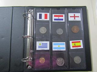 480 Banderas Del Mundo Para Organizar Colección De Monedas