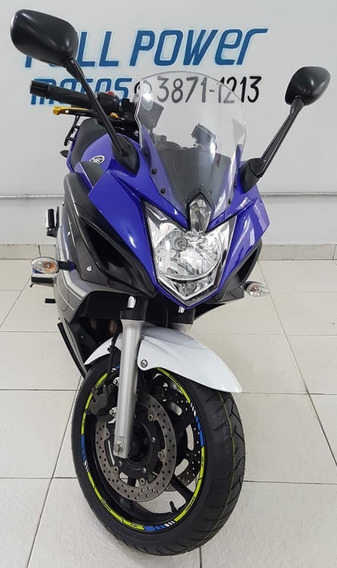 Yamaha Xj6 F 600 Azul 2013/2013