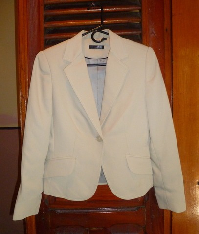 Conjunto Blazer Y Pantalon Dama Armi Original Talla S
