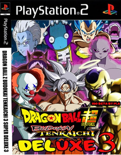 Dragon Ball Budokai Tenkaichi 3 Ediciòn Tdp +4 Isos Nuevas