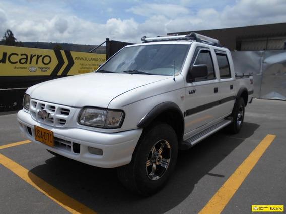 Chevrolet Luv Tfs Crewcab 4x4 2005