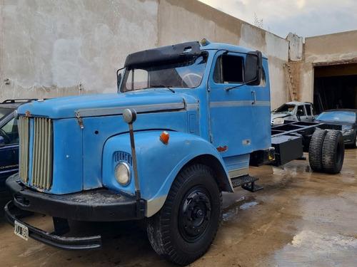Scania Vabys  L76 Año 1966